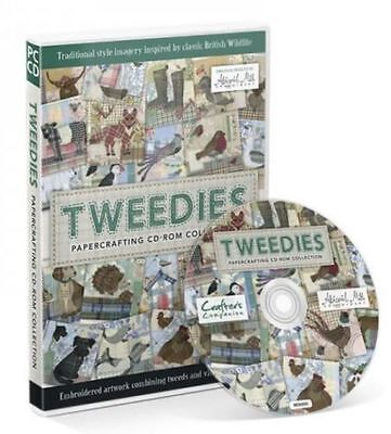 Tweedies Papercrafting Collection CD-ROM
