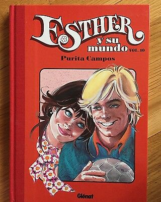 comics Tomo 10 De Esther Y Su Mundo