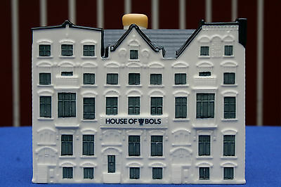 Blue Delft's House of BOLS - sealed+contents - add to your KLM houses collection
