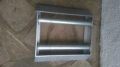 cable drum roller 57x56cm approx