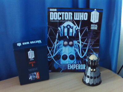 Doctor Who Figurine Collection - Special 6 - Emperor Of The Daleks