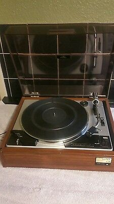 Vintage Sony PS-230   2-Speed  Turntable