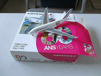 Herpa Wings  524667 Air France A380-861