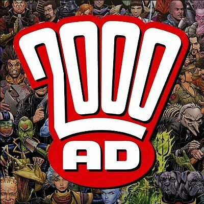 2000ad Complete Collection Every Prog, Megazine, Starlord, Annuals