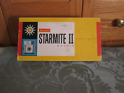 "Vintage ""Brownie Starmite II Camera""    Kodak"
