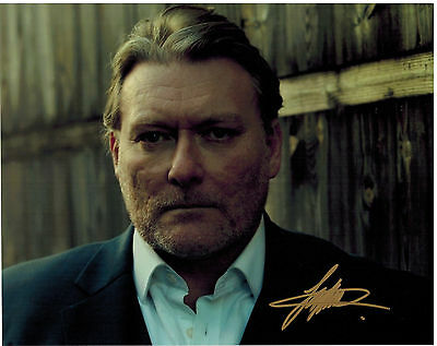 IAN PIRIE Original Hand Signed 8x10 Autograph Photograph Actor James Bond