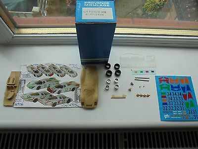PROVENCE MOULAGE 908  Le Mans 1968 1:43 RESIN KIT (minor parts missing)