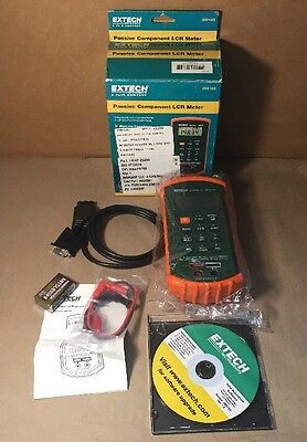 EXTECH 380193 Passive Component LCR Meter | Free Shipping!