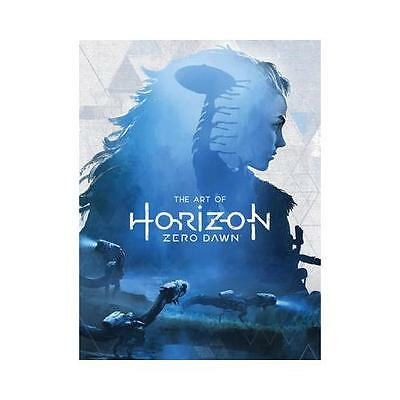 The Art of Horizon Zero Dawn by Paul Davies (Hardback, 2017)