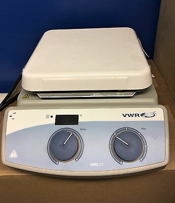VWR VMS-C7 VWR Hot Plate Stirrer Digital hotplate stirrer