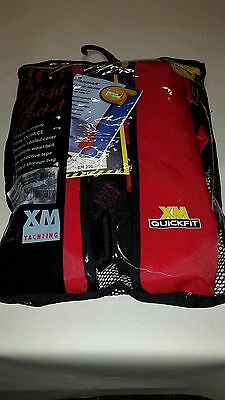 New Xm Fully Automatic Gas Inflate Adult Life Jacket Harness Dated 2019