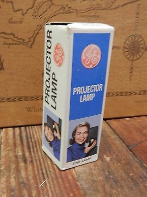 NOS - GE - CAL Projector Projection Lamp Bulb 300W 120V  - GOLD TOP