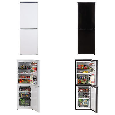 Bush BSFF50152 Fridge Freezer - Freestanding - Choice of Colour. From Argos