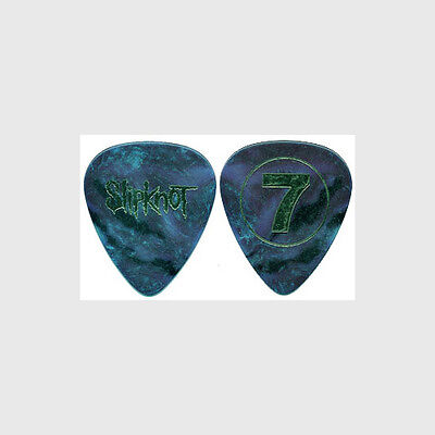 Slipknot Mick Thomson authentic 2009 tour Guitar Pick
