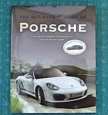 The Ultimate History Of Porsche (Hardback Book, New)
