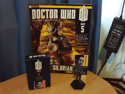 Doctor Who Figurine Collection - Issue 5 - Silurian Warrior
