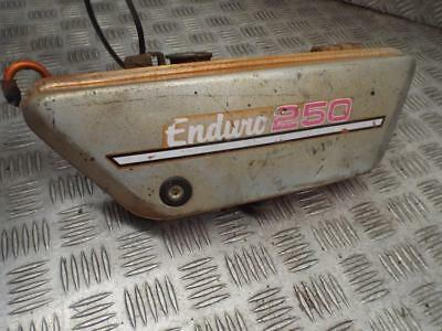 Yamaha DT250 DT 250 1974 Engine Oil Tank
