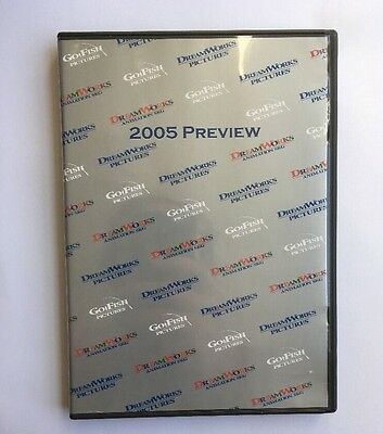 Digital Press Kit 2005 DreamWorks Pictures Preview Ring 2 Madagascar The Island
