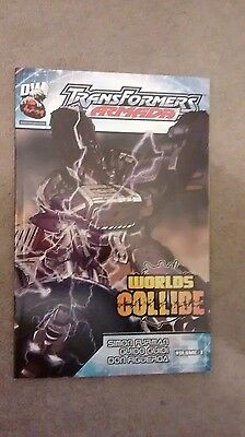 Transformers Armada Graphic Novel Vol. 3: Worlds Collide