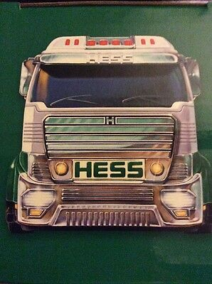 2016 New Hess Toy Truck And Dragster - Batteries Included