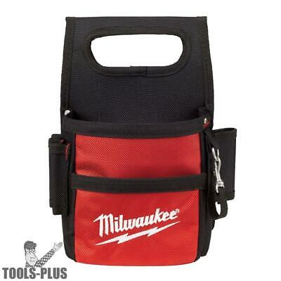 Compact Electricians Pouch Milwaukee 48-22-8111 New
