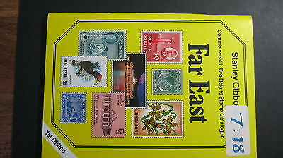 Stanley Gibbons Far East Catalogue First Edition (1986) -  mint condition