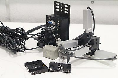 SD Instruments 760 Series Axis 3D Stage Positioner Actuator w/ Power Module