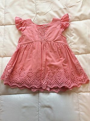 Girls Next Pink Blouse Age 4-5 Years
