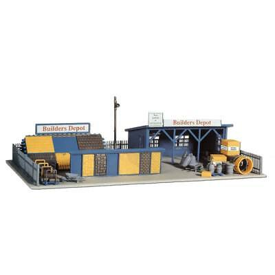 NEW Model Power Builders Depot Kit HO 418