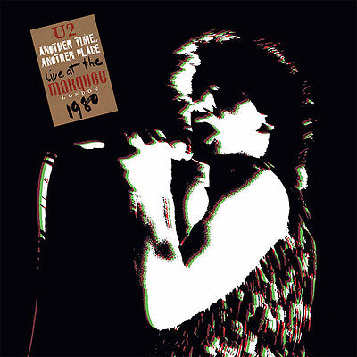 U2 Another Time Another Place - Live at Marquee London LP Sealed New 1980,U2.COM