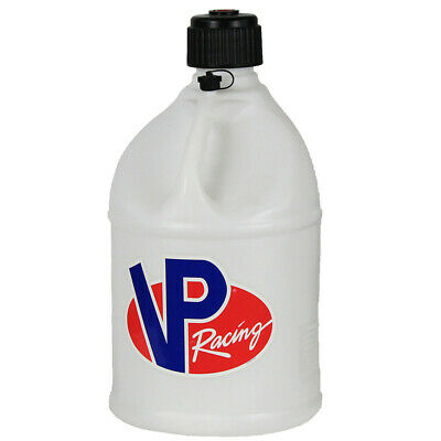VP Racing 20L Quick Fuel Jug Round White