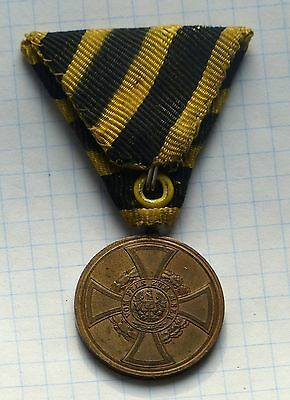 Pre WW1 German Prussian medal for Hohenzollern Campaignes 1848-49