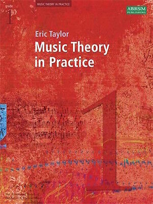 ABRSM Music Theory in Practice Grade 1, 2, 3, 4, 5, 6, 7 & 8 Available