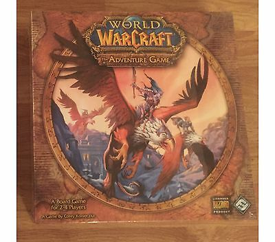 World Of Warcraft The Adventure Game Board Game