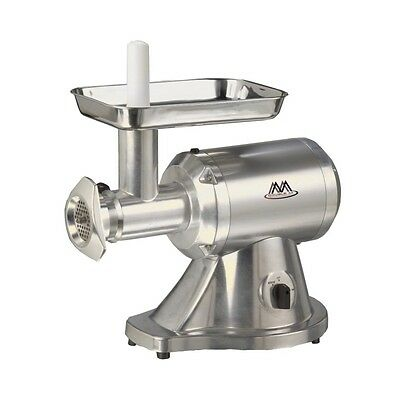 Stainless Steel Meat Mincer Sausage Filler 1hp 800W Catering Equipment