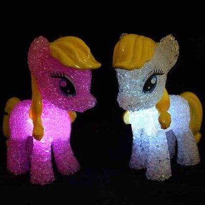 My Little Pony Toys LED Color Changing Night Light Table Lamp Decor Toy Dolls r