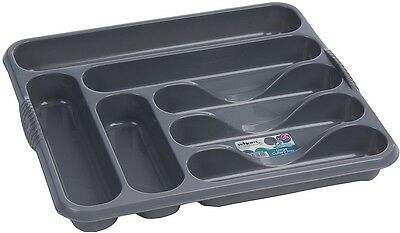 W11300 Wham Casa Siver Large Cutlery Tray [3000]