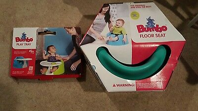 bumbo floor seat and tray