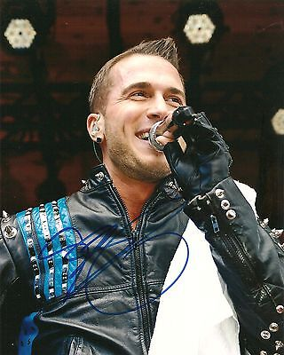 Shawn Desman Signed 8X10 Photo Proof Coa Autographed Electric