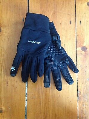 HEAD Women's   Touchscreen thermal gloves/ large