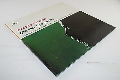 ARCHIE SHEPP - Mama Too Tight LP! GER Press! Beauty Copy!
