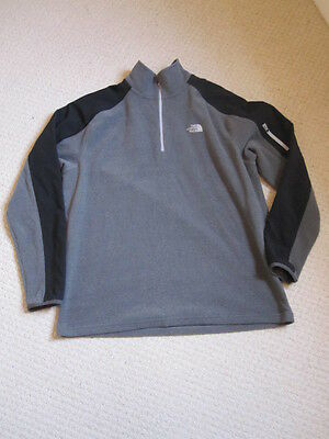 The North Face Grey Fleece Size Xl - Rrp £70