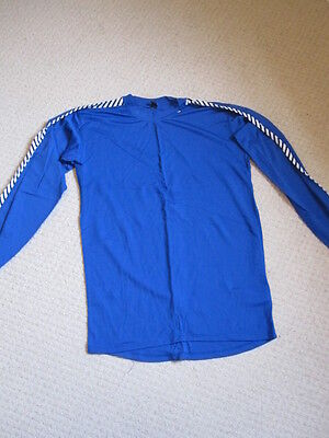 Helly Hanson Baselayer Mens Top Blue - Size Xl