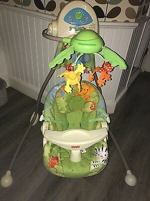 Fisher Price Rainforest Swing -Excellant Condition Midlands
