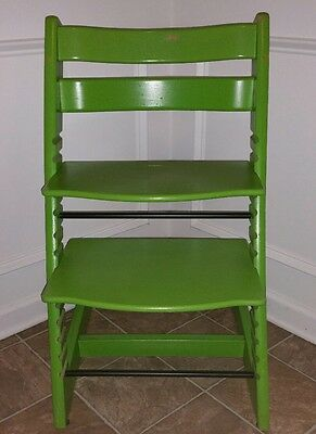 STOKKE High Chair Lime Green