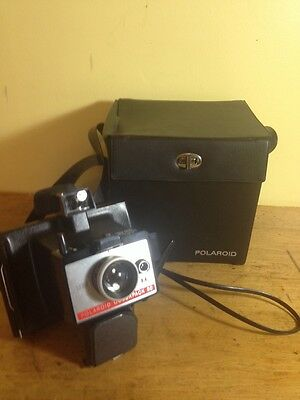 Land Camera POLAROID Colorpack 80 photography Vintage W Case Vintage Collectible