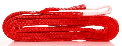 New Flat Lifting Slings 5 Tonne Rated 3M To 10M Long - Aus Standards Compliant