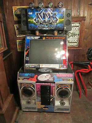 "Andamiro Pump It Up Gx 33"" Screen Dance Arcade Video Game Model No. Am02-Pugxa"