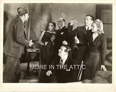 Wallace Ford The Rogues Tavern Original Vintage Mystery Still #3