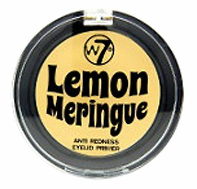 W7 Lemon Meringue Anti Redness Eyelid Primer 2g